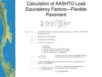 PPT - Pavement Design and Construction Traffic for ...