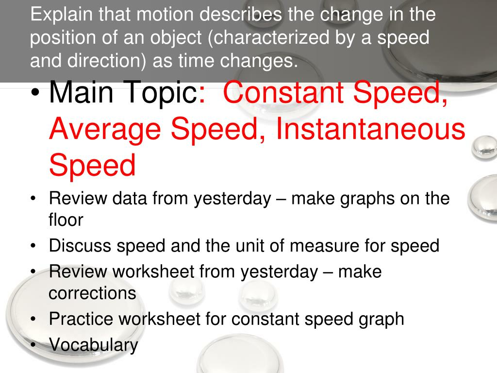 hight resolution of PPT - Force and Motion PowerPoint Presentation