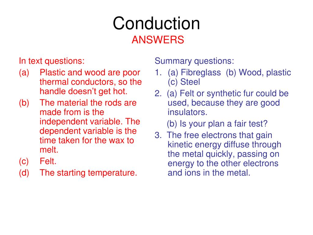 Worksheets Methods Of Heat Transfer Worksheet Cheatslist