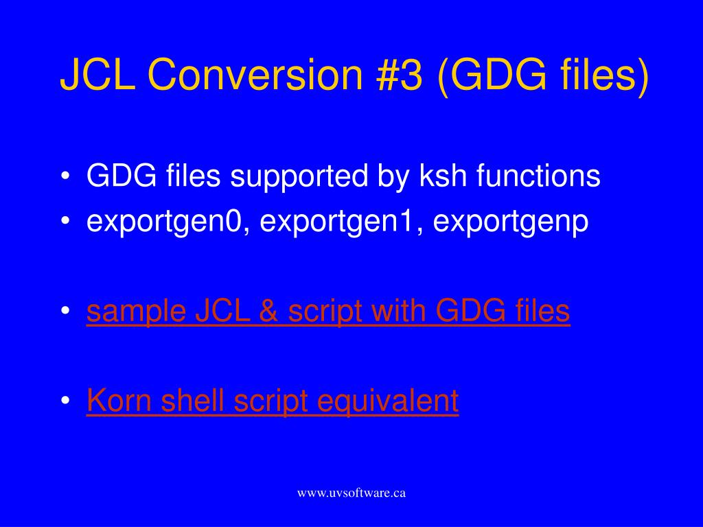 PPT - Mainframe Conversion PowerPoint Presentation. free download - ID:286419