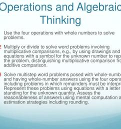 Algebraic Thinking 4th Grade Worksheets   Printable Worksheets and  Activities for Teachers [ 768 x 1024 Pixel ]