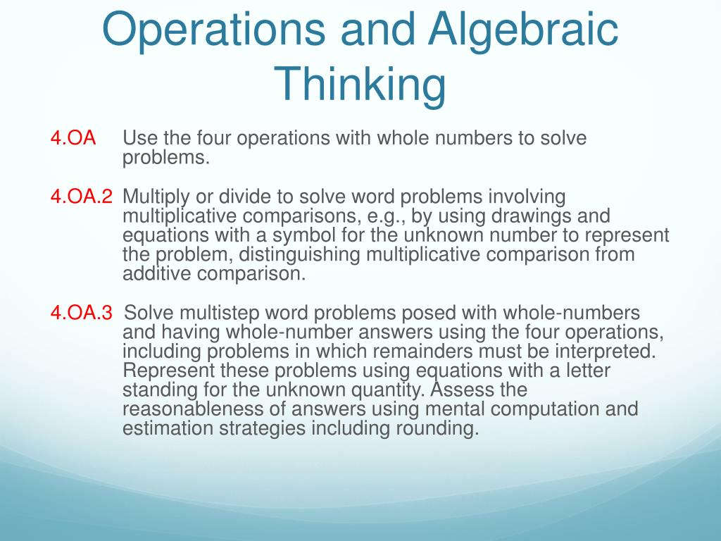 hight resolution of Algebraic Thinking 4th Grade Worksheets   Printable Worksheets and  Activities for Teachers