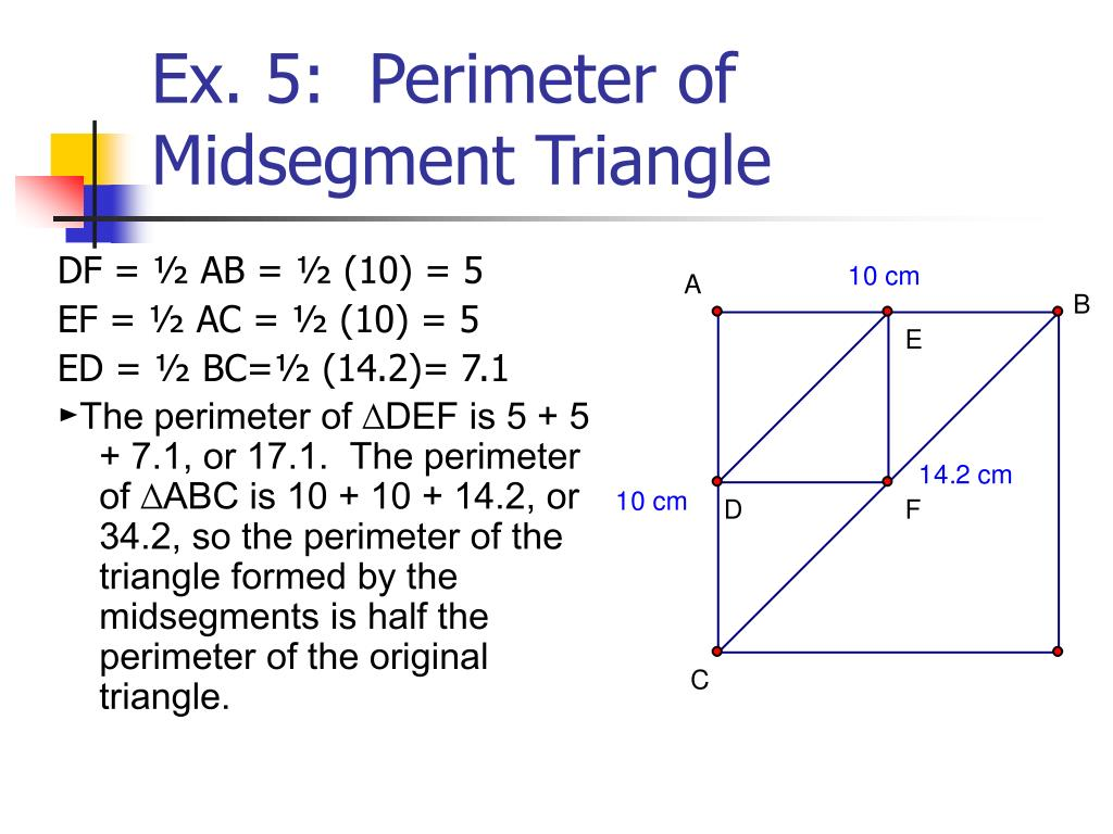 Worksheet Midsegment Of A Triangle Worksheet Grass Fedjp Worksheet Study Site