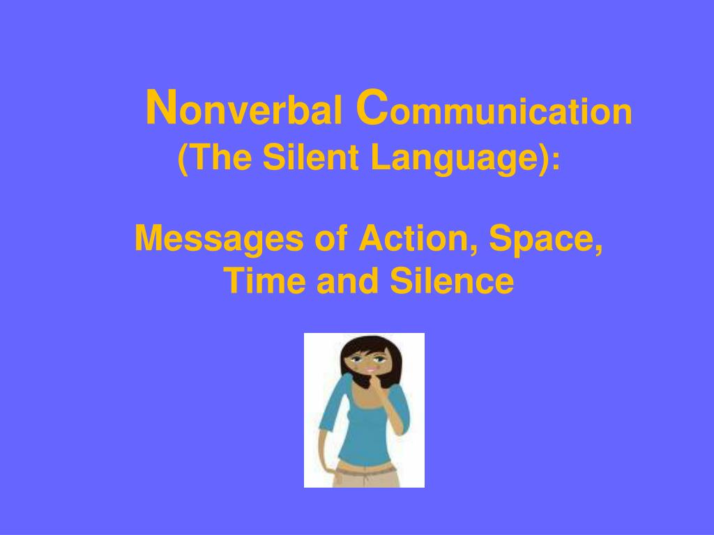 PPT  Multicultural Competency Verbal and Non Verbal