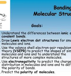 bonding and molecular structure n  [ 1024 x 768 Pixel ]
