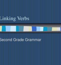 PPT - Linking Verbs PowerPoint Presentation [ 768 x 1024 Pixel ]