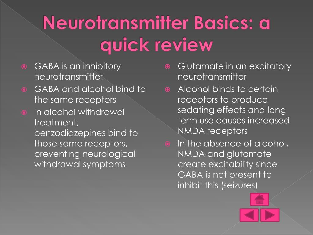 PPT - Caring for the patient in Alcohol Withdrawal ...