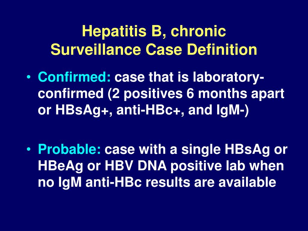 PPT - Screening of Pregnant Women for Hepatitis B and Overview of Hepatitis B Virus Serological Markers PowerPoint Presentation - ID:372685