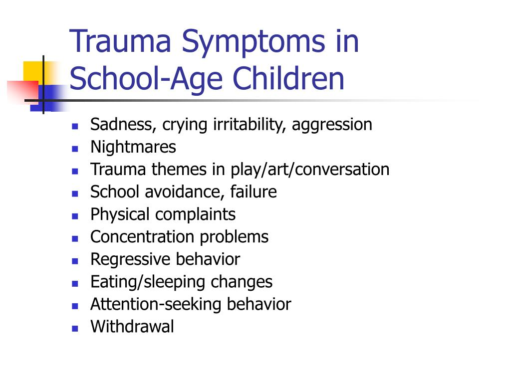 PPT - Treatment of Trauma in the Schools PowerPoint ...