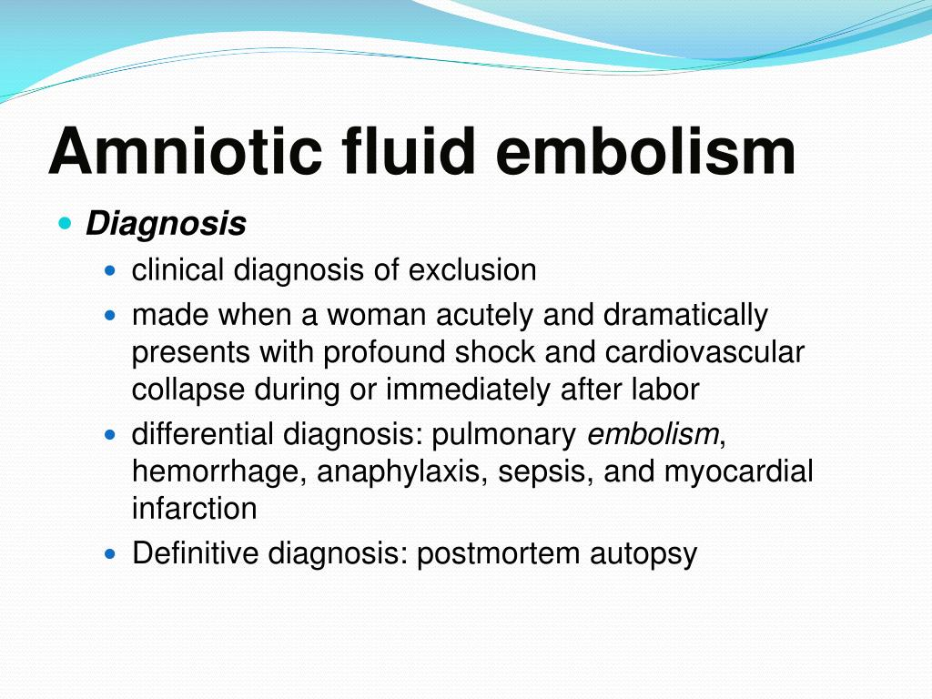 PPT - Common Obstetric Problems in ICU PowerPoint ...