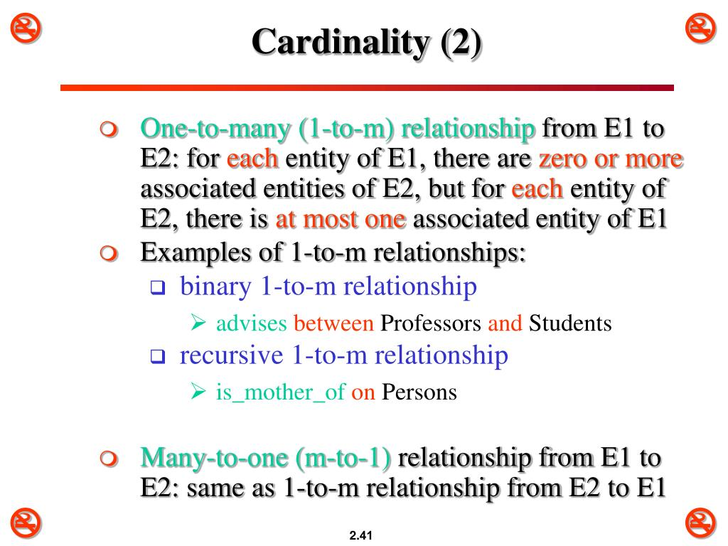 one to many relationship er diagram hog butchering ppt chapter 3 data modeling using the entity