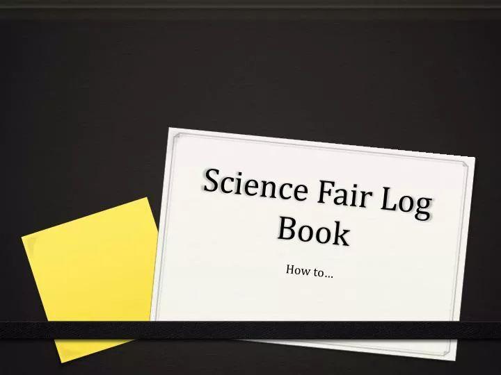 science fair powerpoint presentation examples