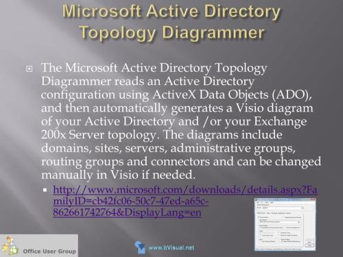 small resolution of ppt visualizing data with microsoft office visio 2007 powerpoint presentation id 522393
