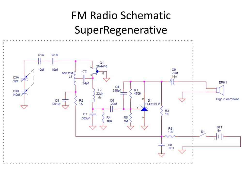medium resolution of  am fm pan radios circuit diagrams modern instrumentation final project am fm radio
