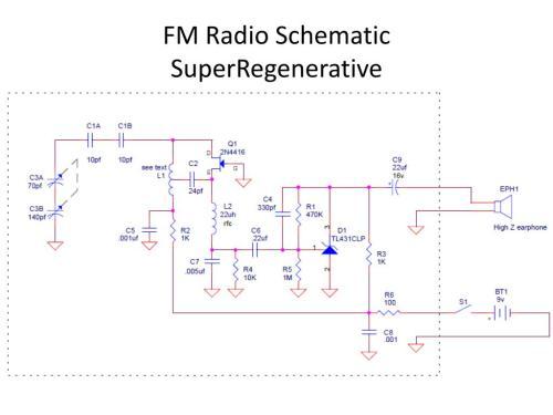 small resolution of  am fm pan radios circuit diagrams modern instrumentation final project am fm radio