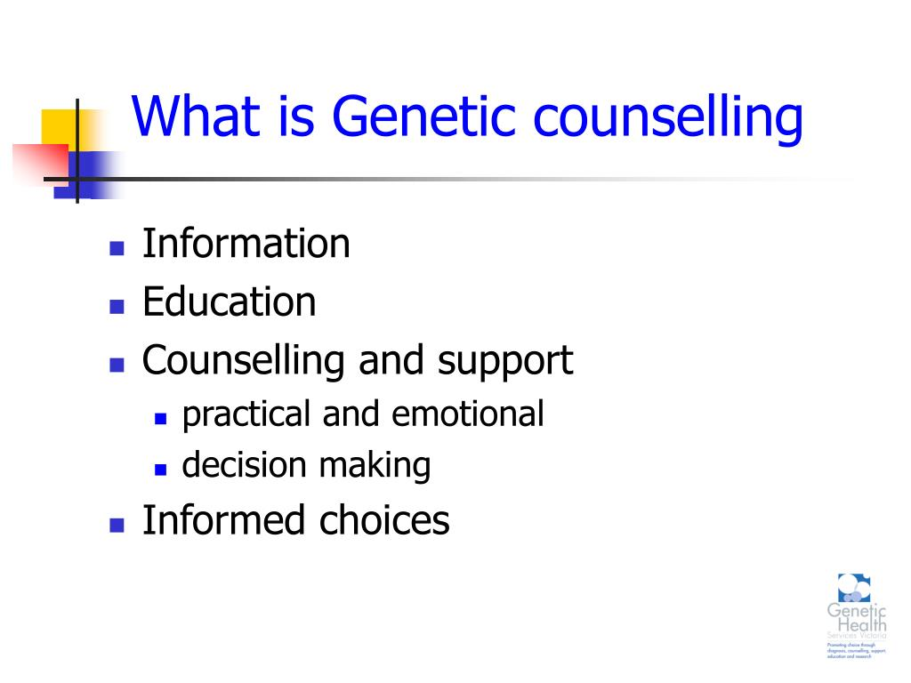 PPT - Genetic Counselling PowerPoint Presentation - ID:552738