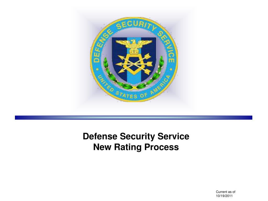 Defence Security Service