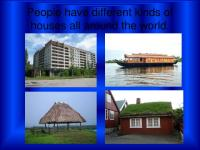 PPT - Houses around the world PowerPoint Presentation - ID ...