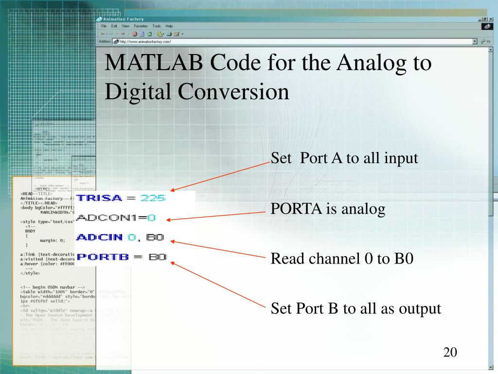 analog data acquisition system block diagram emg wiring diagrams ppt using matlab and pic