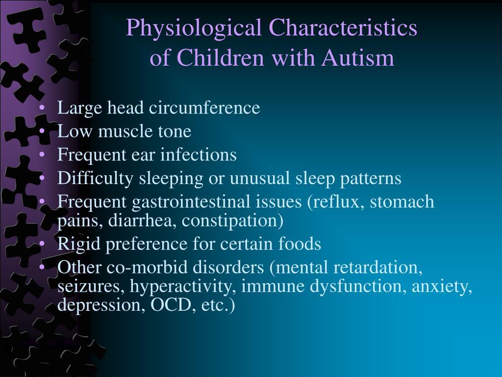 PPT - Pervasive Developmental Disorder PowerPoint ...