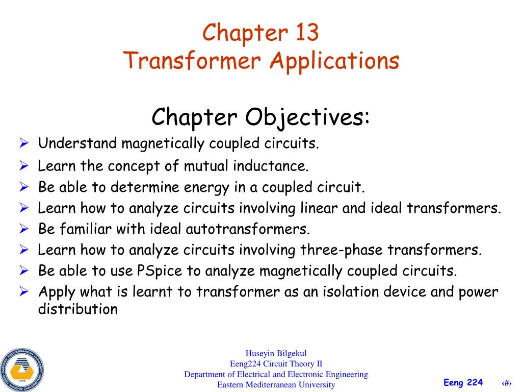 hight resolution of chapter 13 transformer applications powerpoint ppt presentation