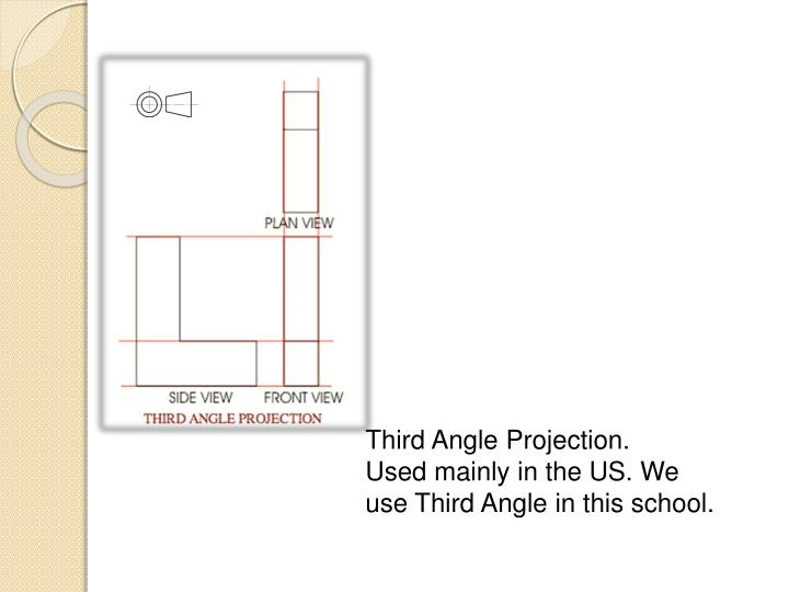 PPT - First and Third Angle Projection. PowerPoint Presentation - ID:793797