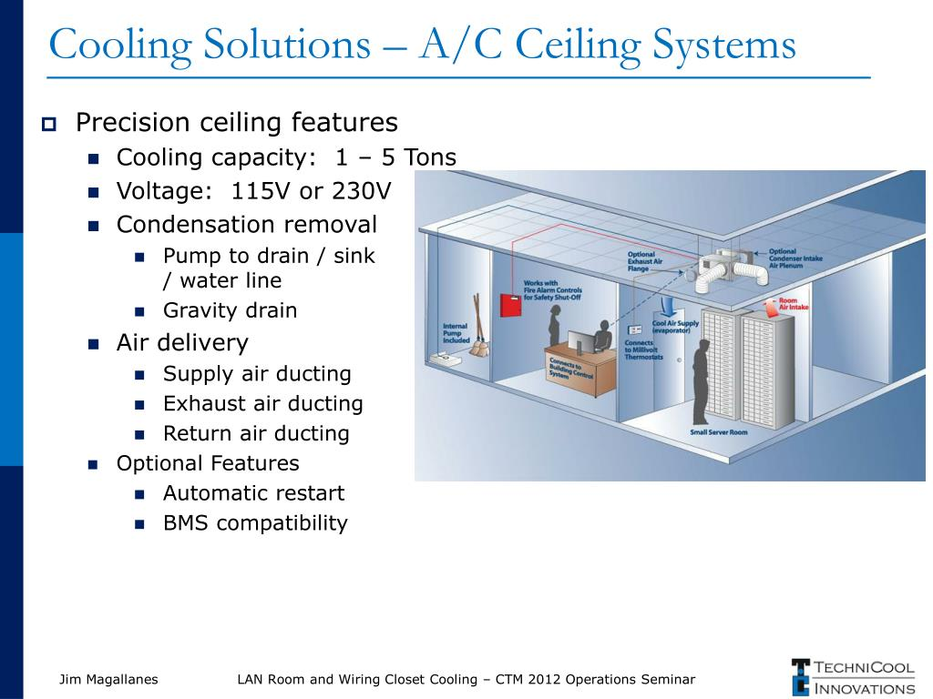 hight resolution of cooling solutions a c ceiling systems