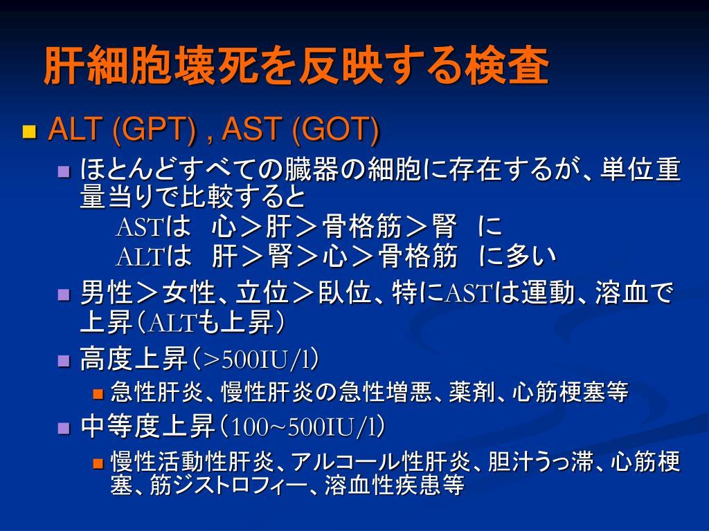 PPT - 肝機能検査 PowerPoint Presentation, free download - ID:847019