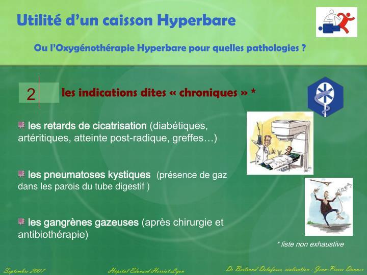 PPT  CENTRE HYPERBARE PowerPoint Presentation  ID893061