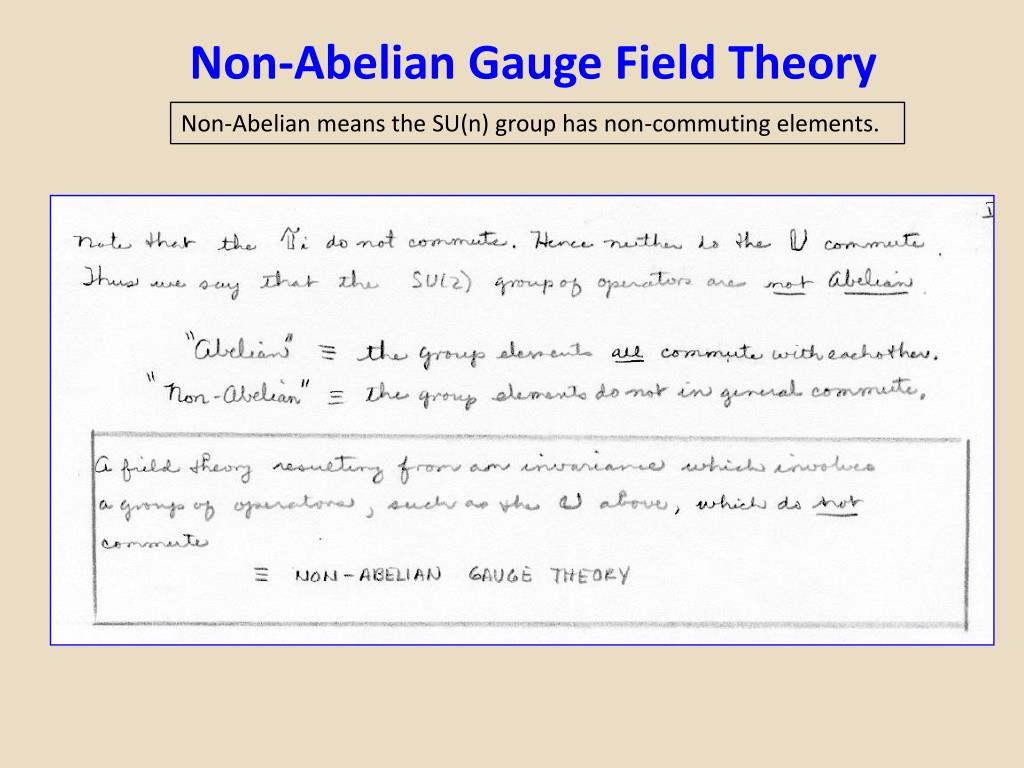 PPT - Lecture 10: Standard Model Lagrangian PowerPoint Presentation. free download - ID:979106
