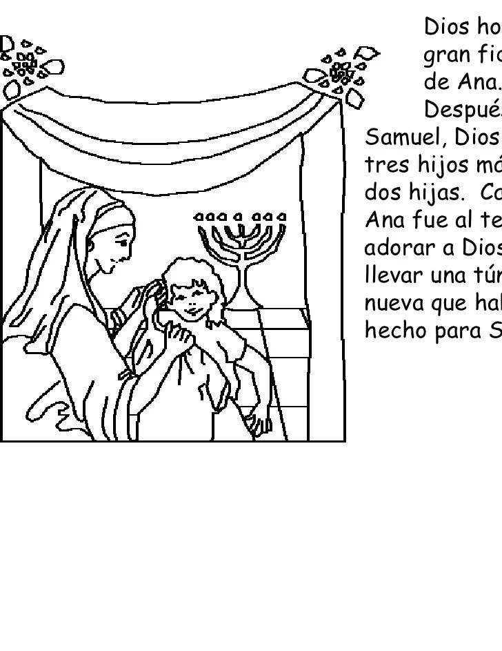 Samuel Gods Boy Servant Spanish Cb