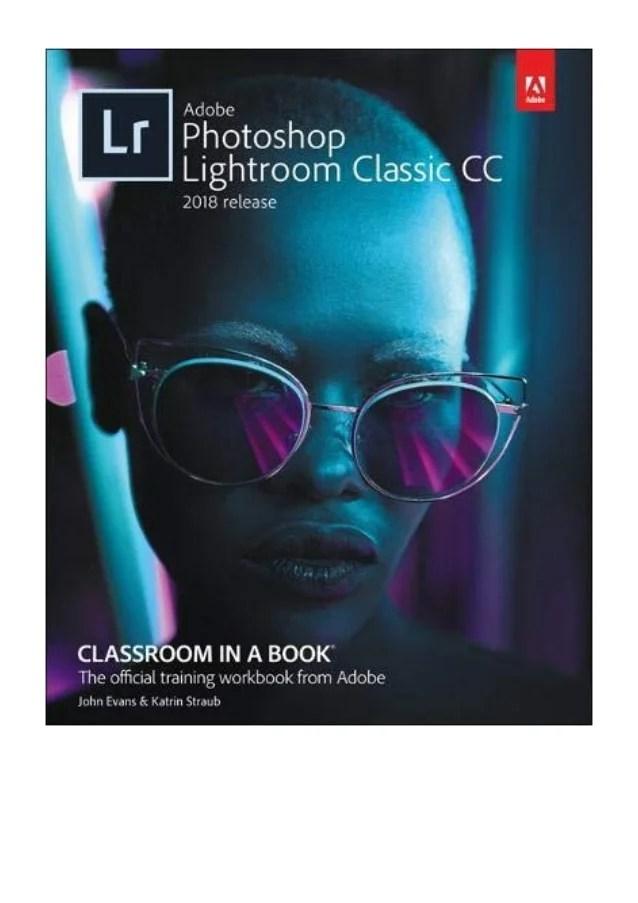 Lightroom Classic Cc 2018 : lightroom, classic, Adobe, Photoshop, Lightroom, Classic, Classroom