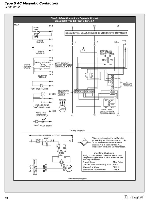 square d 8536 wiring diagram auto electrical wiring diagramsquare d 8536 wiring diagram siemens magnetic starter