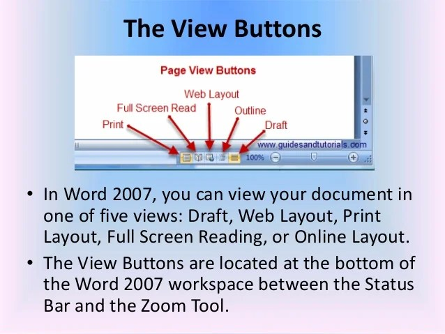 Microsoft Word 2010 Quick Access Bar