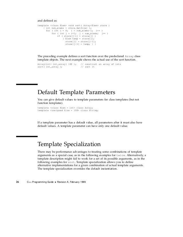 01 Sun C Programming Guide