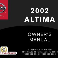 2002 Altima Fuse Box Diagram 5050 Led Strip Wiring Owner's Manual