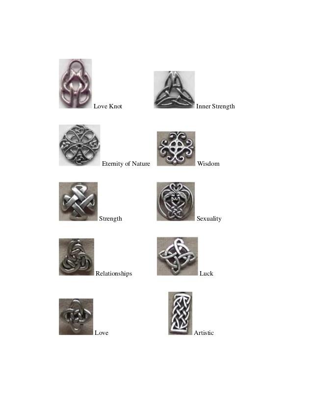 Celtic Symbol For Inner Peace