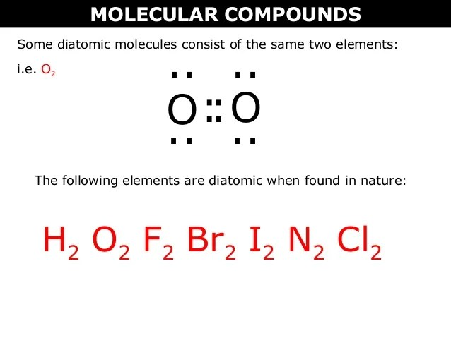 02 b ionic vs molecular pounds, bohr rutherford and lewis