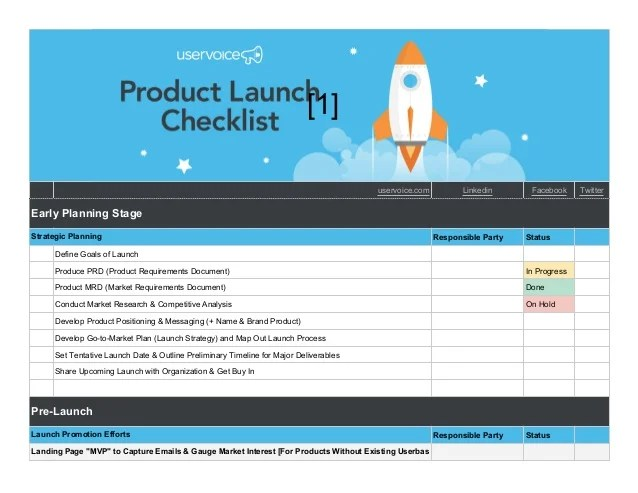 Image Result For Website Launch Plan Template