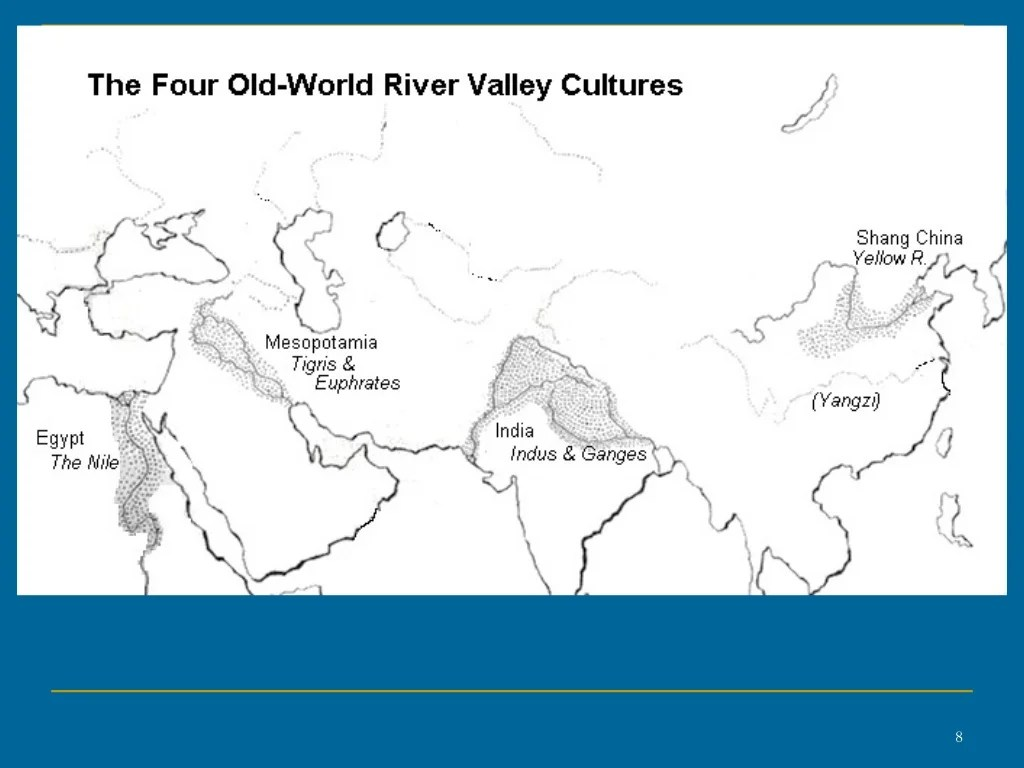 River Valley Civilizations Overview