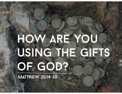 Image result for Matthew 25:14-30