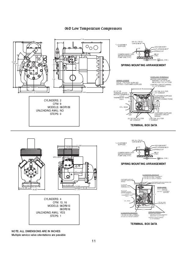 hermetic compressor wiring diagram femur bone copeland semi compressors two ineedmorespace co 06e terminal diagrams best site troubleshooting scroll