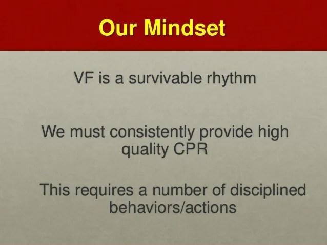 John Tobin - A paradigm shift in CPR