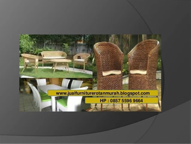 0857 5596 9664 Furniture Rotan Indonesia Furniture Rotan