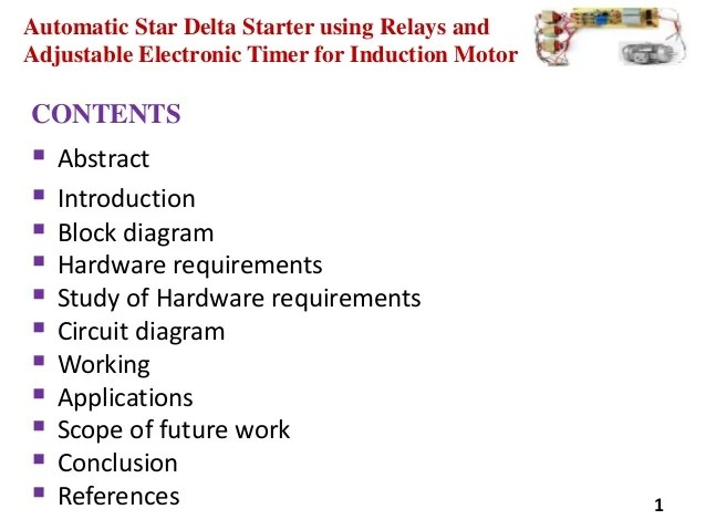 control wiring diagram of dol starter class for library management system project ppt