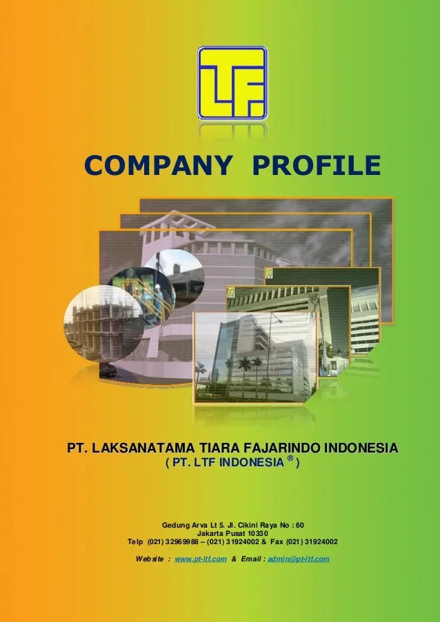 Contoh Company Profile Kontraktor : contoh, company, profile, kontraktor, OKE-COMPANY, PROFILE, TERBARU
