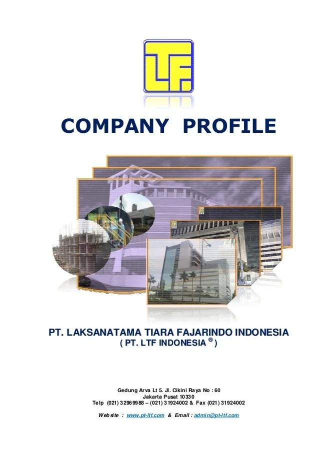 Contoh Company Profile Kontraktor : contoh, company, profile, kontraktor, Company, Profile, Terbaru, Cute766