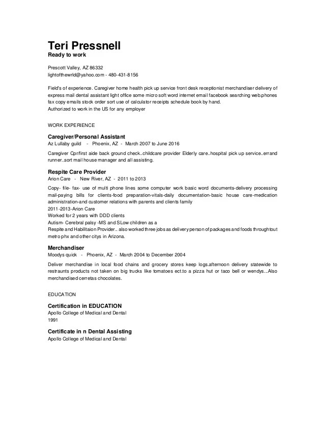 my indeed resume and profile