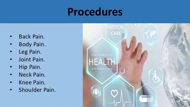 Pain Management Clinics Near Me