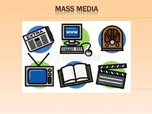1 Mass Media